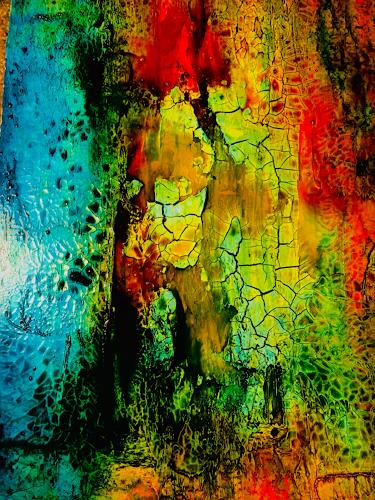 CaymanArt, N/T, Nature, Abstract Art