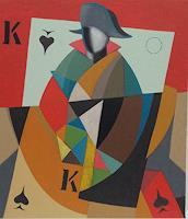 victor-popov-Game-Abstract-art-Modern-Age-Abstract-Art-Russian-Constructivism
