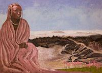 Claudia-Erbelding-People-Women-Landscapes-Mountains-Contemporary-Art-Post-Surrealism