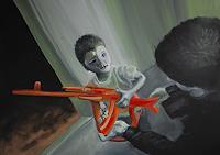Claudia-Erbelding-People-Children-Modern-Age-Abstract-Art