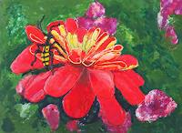 Claudia-Erbelding-Plants-Flowers-Animals-Air-Modern-Age-Expressionism