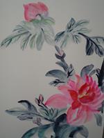 Gisela-K.-Wolf-Plants-Plants-Flowers-Modern-Age-Naturalism