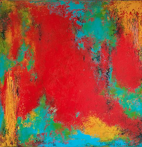 Maria Svatos, o.T., 03/20, Abstract art, Fantasy, Abstract Art, Abstract Expressionism