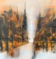 Nicole-Glueck-Abstract-art-Architecture-Modern-Age-Abstract-Art