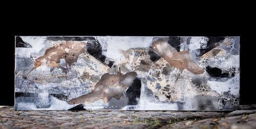 Nicole Glück, sound of silence, Abstract art, Abstract art, Abstract Art