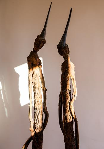 Nicole Glück, Gentlemen, Abstract art, Abstract art, Abstract Art, Abstract Expressionism