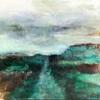 Nicole Glück, Volonté, Landscapes, Landscapes, Abstract Art