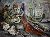Marina Davidova, Love without hope