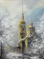 Marina Davidova, The first snow