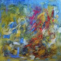 Sibylle-Frucht-Abstract-art-Landscapes-Tropics-Contemporary-Art-Contemporary-Art