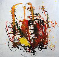 Sibylle-Frucht-Mythology-Fantasy-Modern-Age-Abstract-Art