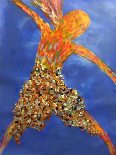 Sibylle Frucht, What else art, People: Women, Movement, Contemporary Art