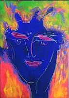 Sibylle-Frucht-People-Faces-Abstract-art-Contemporary-Art-Contemporary-Art