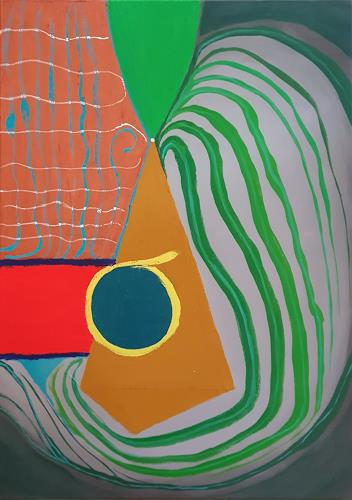 WWSt, N/T, Abstract art, Abstract Art, Abstract Expressionism