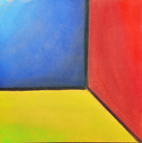 WWSt, Farbfelder, Abstract art, Colour Field Painting