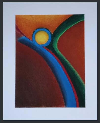 WWSt, Streifen 3, Abstract art, Abstract art, Abstract Art