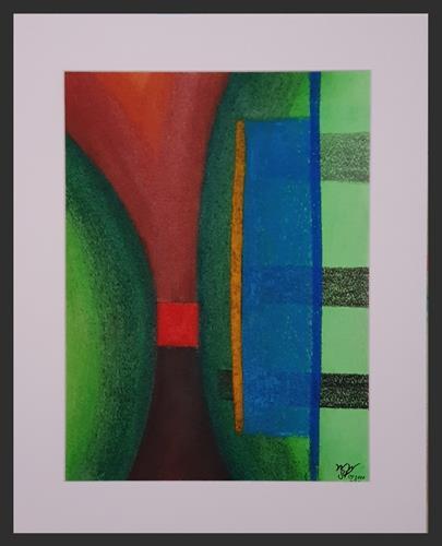 WWSt, Streifen 4, Abstract art, Abstract Art