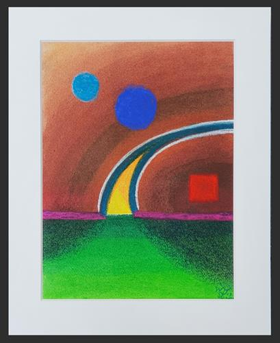 WWSt, Horizont 2, Abstract art, Abstract Art