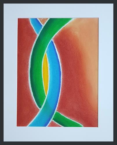 WWSt, Verschlungen, Abstract art, Abstract Art