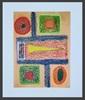 WWSt, Komposition mit Formen, Abstract art, Abstract Art