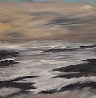 Ludwig-Baumeister-Landscapes-Sea-Ocean-Modern-Age-Abstract-Art