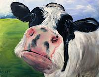 Claudia-Beck-Animals-Land-Animals-Land-Modern-Age-Primitive-Art-Naive-Art