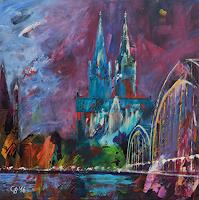 Claudia-Beck-Buildings-Churches-Architecture-Modern-Age-Expressive-Realism