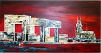 Claudia-Beck-Miscellaneous-Buildings-Buildings-Churches-Modern-Age-Expressive-Realism