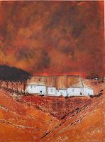Marion-Schmidt-Landscapes-Hills-Abstract-art-Modern-Age-Abstract-Art