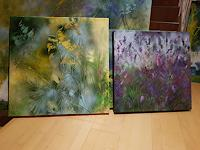 Marion-Schmidt-Plants-Flowers-Abstract-art-Modern-Age-Abstract-Art