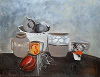 Margret-Obernauer-Still-life-Decorative-Art-Contemporary-Art-Contemporary-Art
