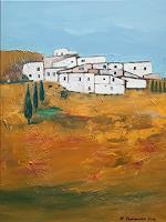 Margret-Obernauer-Landscapes-Landscapes-Hills-Contemporary-Art-Contemporary-Art