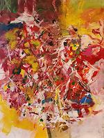 Margret-Obernauer-Plants-Flowers-Emotions-Joy-Modern-Age-Abstract-Art
