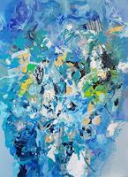 Margret-Obernauer-Plants-Flowers-Emotions-Safety-Modern-Age-Abstract-Art