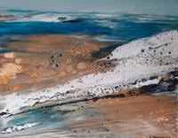 Margret-Obernauer-Landscapes-Sea-Ocean-Nature-Modern-Age-Expressionism