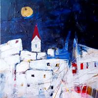 Margret-Obernauer-Landscapes-Buildings-Modern-Age-Abstract-Art