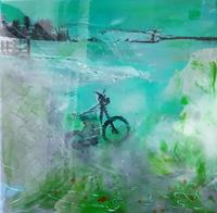 Margret Obernauer, Das Motorrad