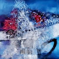 Margret-Obernauer-Abstract-art-Modern-Age-Abstract-Art