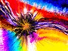 Keep Magic, Lichtwellen, Abstract art, Abstract Art