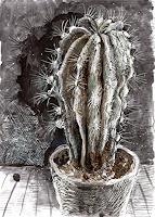 Susanne-Thaesler-Miscellaneous-Plants-Modern-Age-Expressive-Realism