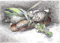 Susanne-Thaesler-Plants-Still-life-Modern-Age-Expressive-Realism