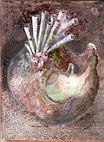 Susanne-Thaesler-Burlesque-Animals-Water-Modern-Age-Expressive-Realism