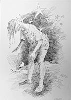 Susanne-Thaesler-Wollenberg-People-Mythology-Modern-Age-Expressive-Realism