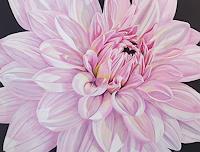 Madeleine-Schertenleib-Plants-Flowers-Modern-Age-Expressive-Realism
