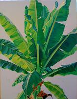 Madeleine-Schertenleib-Plants-Palm-Modern-Age-Expressive-Realism