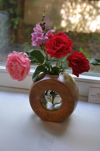 Regina Hermann, Vase, Abstract art, Abstract art, Abstract Art