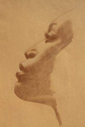 Regina Hermann, Frau / Woman, People, Realism