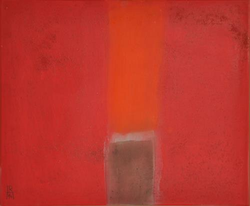 Regina Hermann, Rot, Abstract art, Abstract Art