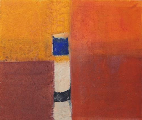 Regina Hermann, Der kleine Prinz ist glücklich, Abstract art, Abstract Art