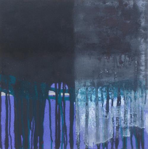 Regina Hermann, bad day, Abstract art, Abstract Art